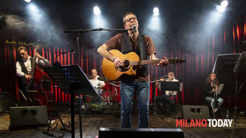 """Paolo Gerbella in concerto con """"la regina"""" al teatro Pantagruele di Milano - MilanoToday"""