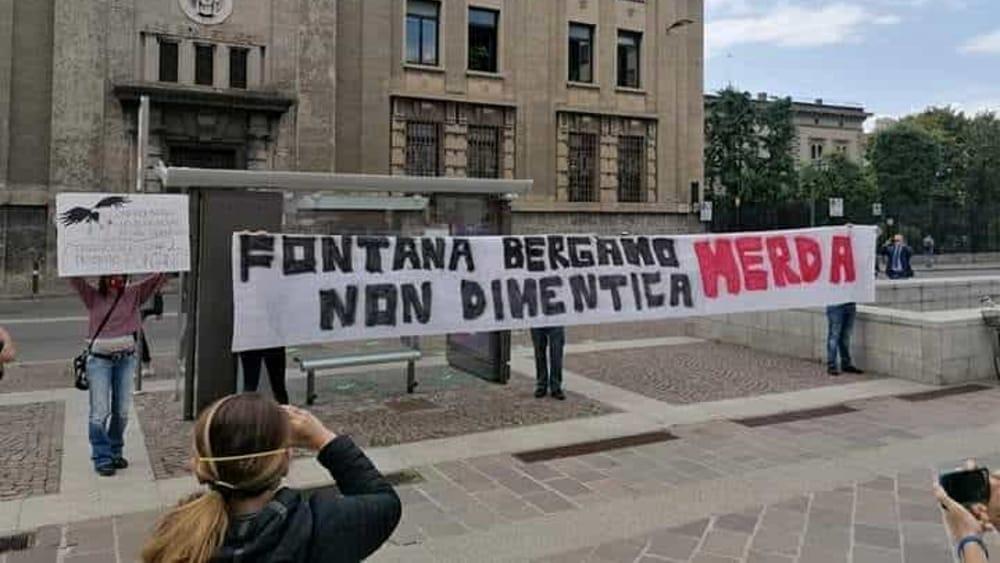 Inchiesta Covid-19: dopo Gallera, i pm di Bergamo sentono il governatore Fontana