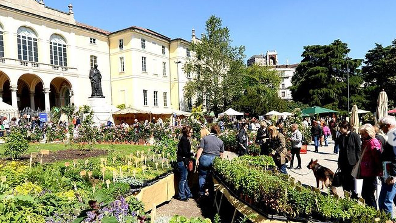 Milan becomes a flower garden: Orticola 2021 is back thumbnail