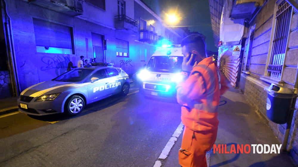 Tragedia a Milano, ragazza precipita nel vuoto da un palazzo di via ...