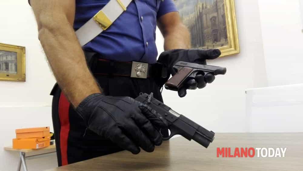 Due pistole nascoste sotto il bancone, il Questore chiude il locale per dieci giorni - MilanoToday
