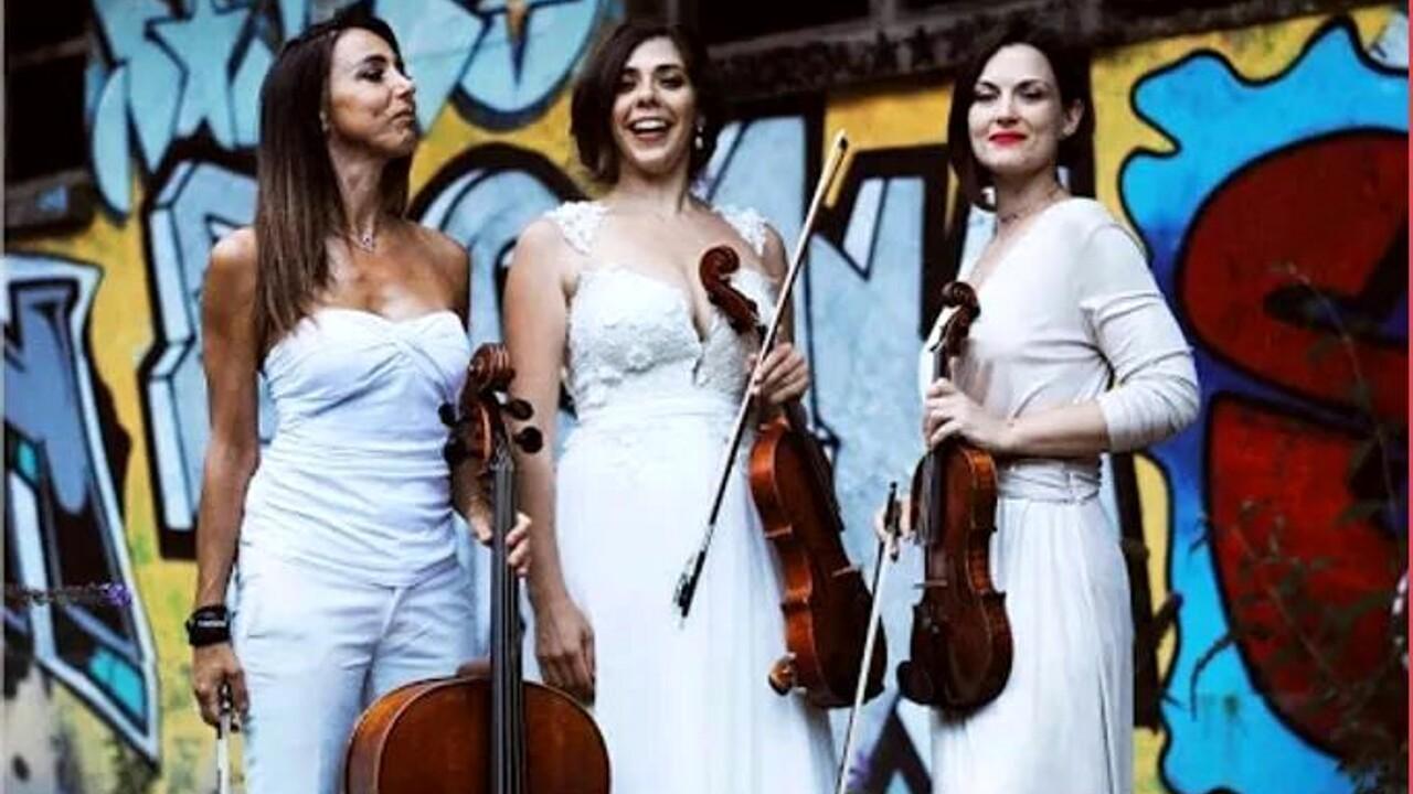 At the Lido Milano a concert by the Trio Rose di Maggio thumbnail