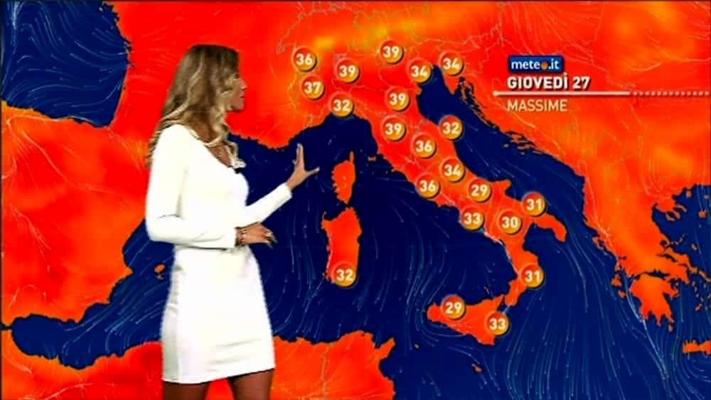 Temperature infernali a Milano: caldo da record in tutta