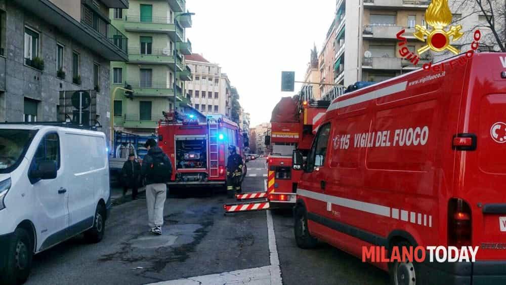 Milano, paura per un incendio nella scuola dell'infanzia di via Goldoni: plesso evacuato - MilanoToday