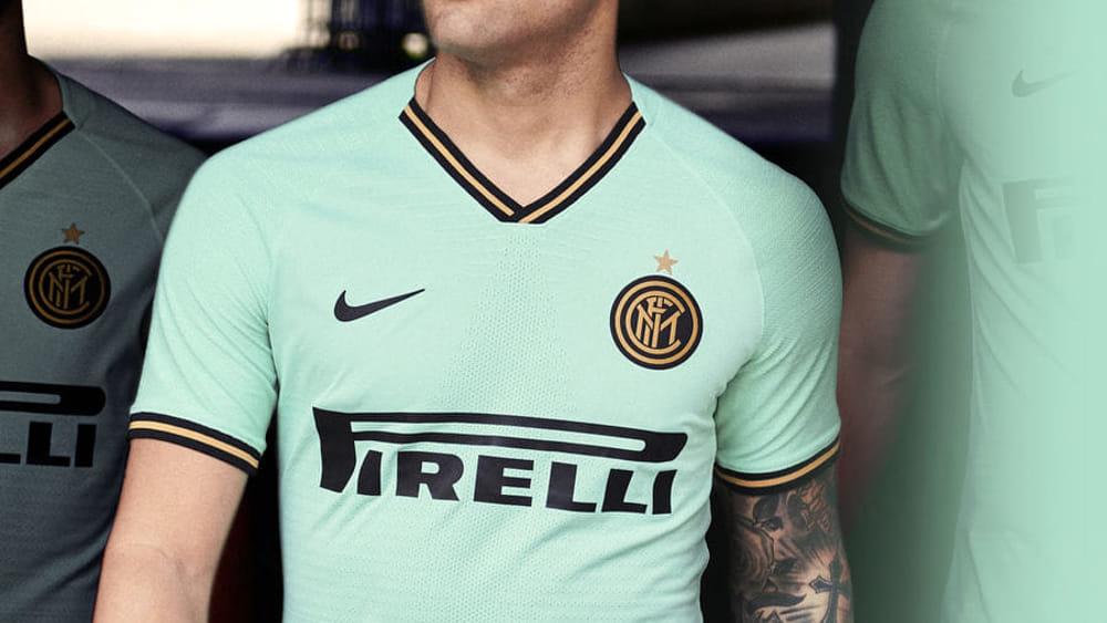 Inter, ecco la seconda maglia: è verde   Foto