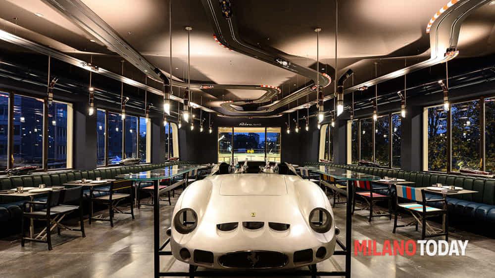 Ecco il nuovo ristorante di cracco e lapo elkann a milano - Garage milano ristorante ...