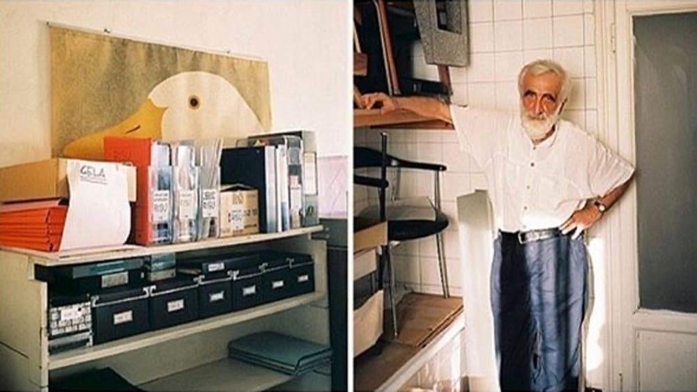 Milano, l'archivio di Enzo Mari è stato donato al comune di Milano