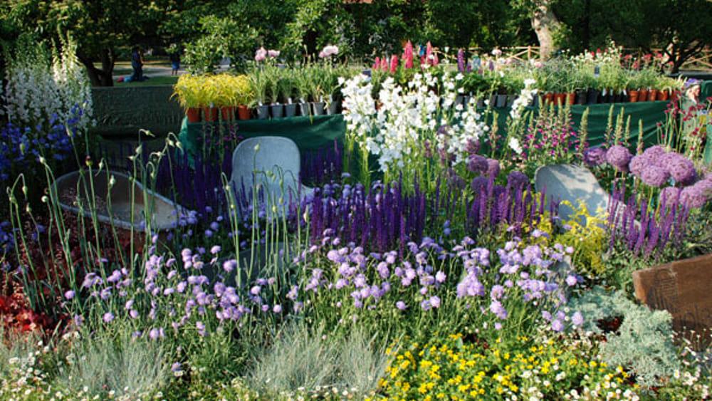 Orticola 2021, Milan is transformed into an enchanting colorful garden thumbnail
