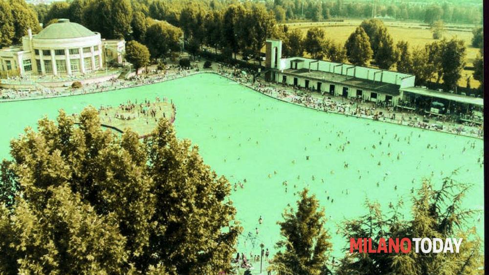 Le piscine di milano cominciamo con il lido for Piscine garibaldi