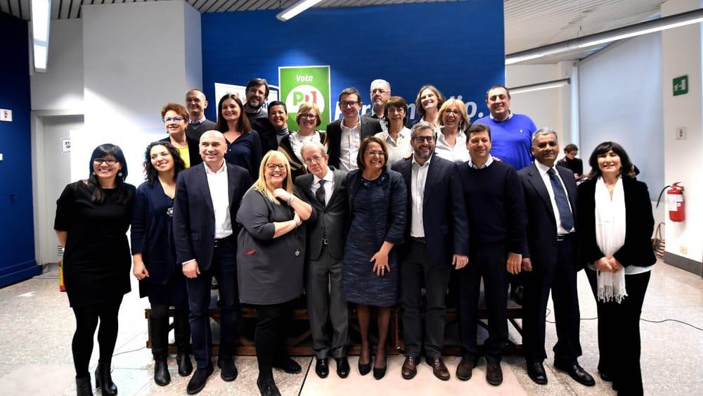 elezioni regionali 2018 lombardia i candidati del partito