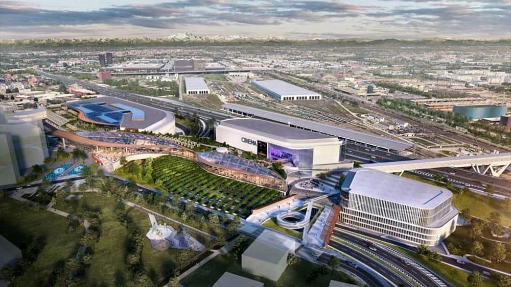 """Un ponte sospeso, store """"sperimentali"""", 190 negozi: ecco il nuovo mega mall di Milano - MilanoToday"""