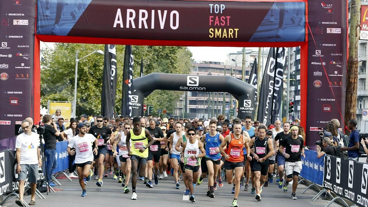 Salomon Running returns to Milan, the marathon with four different routes at CityLife thumbnail