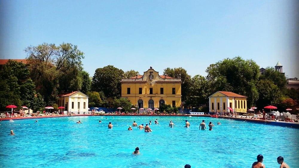 Quali sono piscine aperte a milano giugno settembre 2016 for Piscina lainate