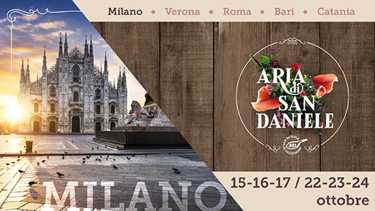 The 2021 edition of Aria di San Daniele is starting thumbnail