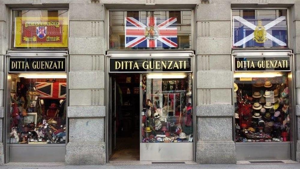 Milano, il negozio più antico della città è salvo: Ditta ...