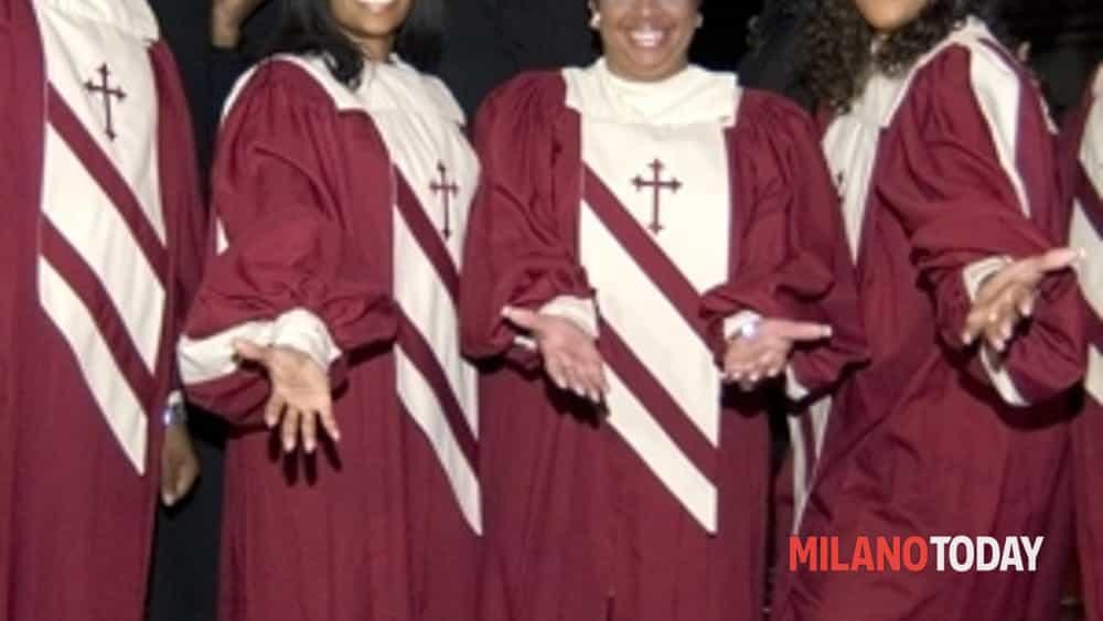 Concerto di Natale dei new millennium gospel singers