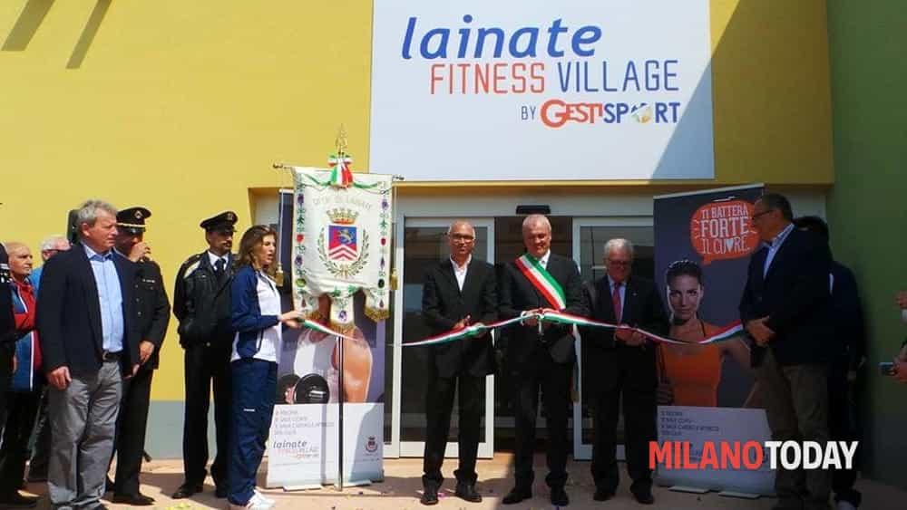 Lainate inaugurata la nuova piscina comunale - Piscina comunale arese ...