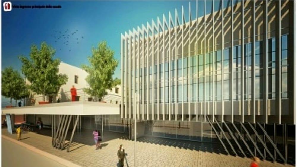 Scuole in legno a milano ecco il progetto di via strozzi for Scuola design milano