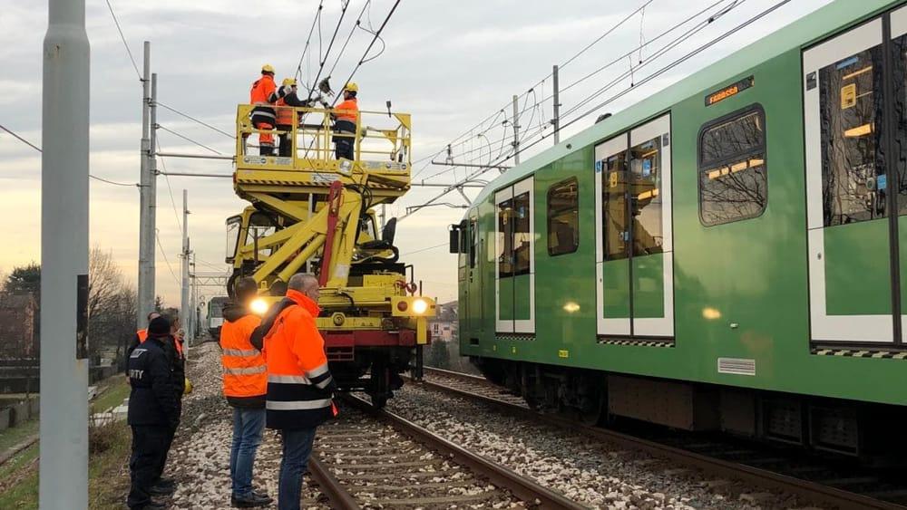 Quando chiude Metro Verde M2 per lavori | Percorsi alternativi e ...