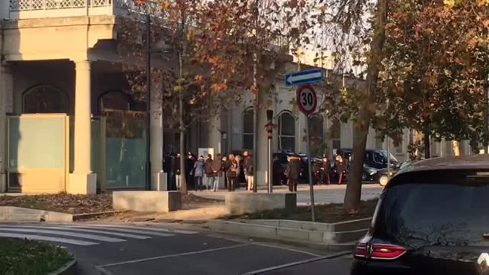 La visita guidata per cento carabinieri al Memoriale della Shoah di Milano. Il video