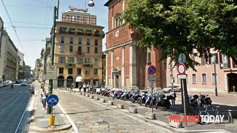 Milano furto in un appartamento in corso di porta romana - Stanza singola milano porta romana ...