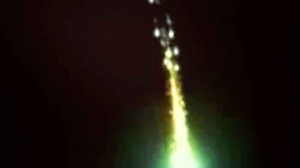 Meteora marted sera nei cieli di milano tanti for Meteorite milano