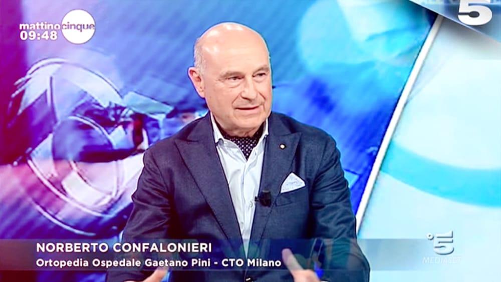 Il dottor Confalonieri, ex primario del Pini, condannato a oltre 6 anni per corruzione