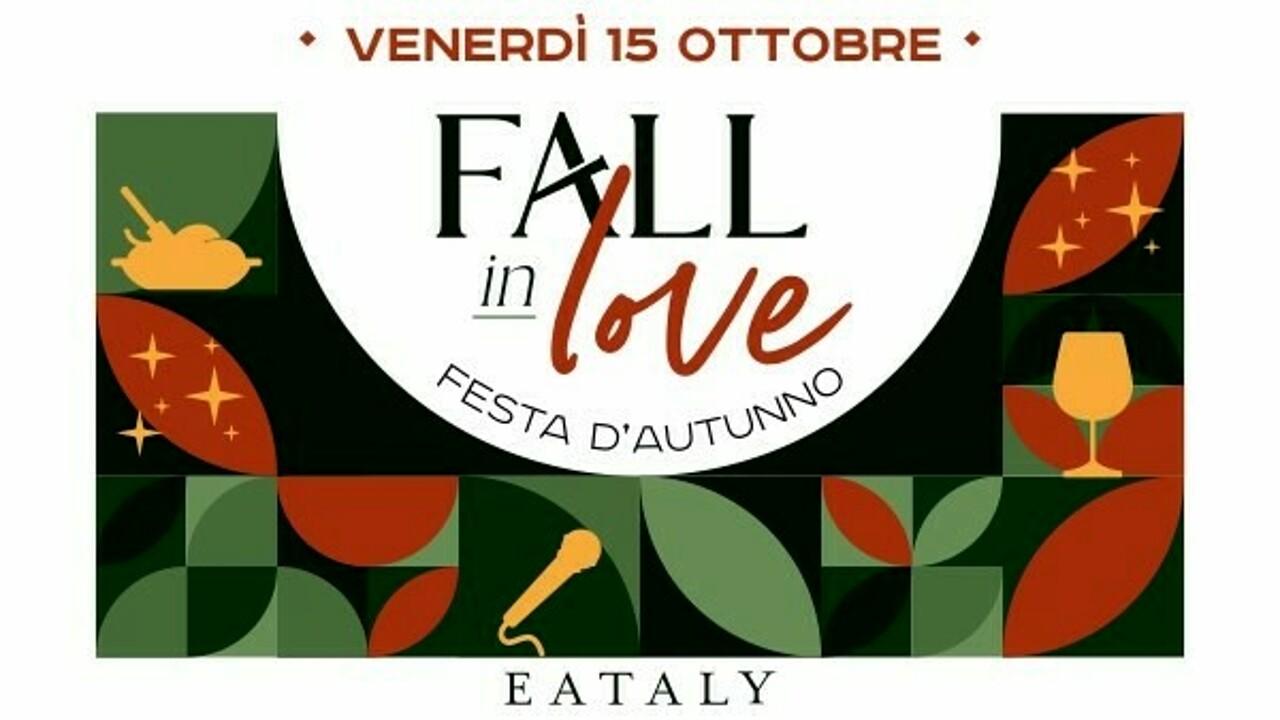 Fall in love: Eataly Milano's autumn party thumbnail