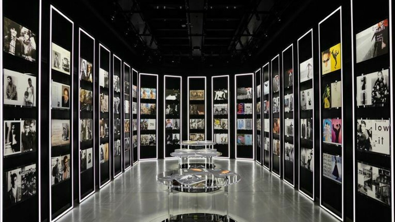 Milan, the new Armani exhibition for the fortieth anniversary of Emporio Armani thumbnail