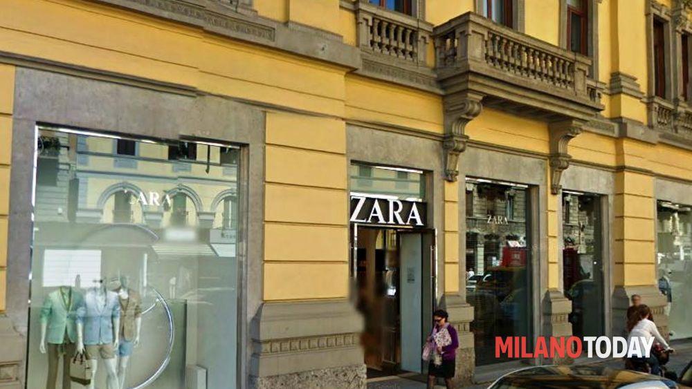 Tentato furto da zara in corso buenos aires a milano for Zara uffici milano
