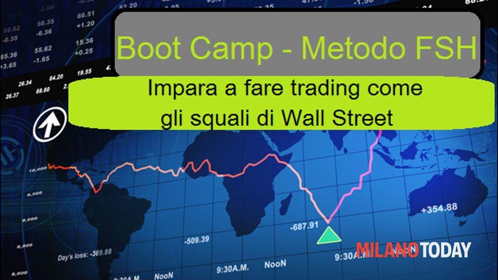 Corso trading forex milano
