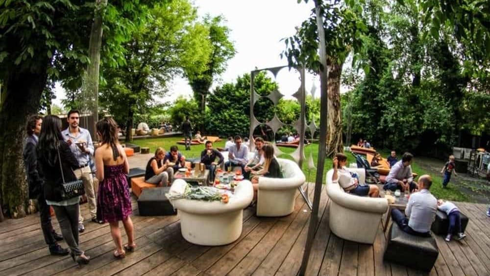 Il giardino metropolitano 8 settembre 4cento eventi for Comfort zone milano prezzi