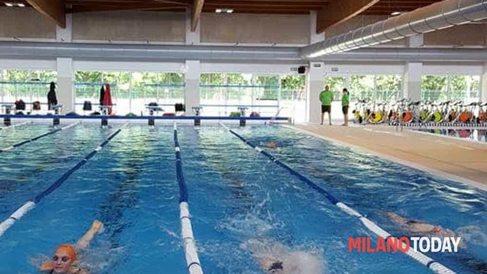 Lainate inaugurata la piscina comunale - Piscina di legnano ...