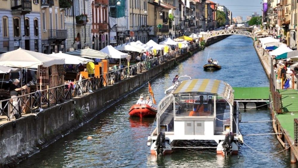 Info mercato il 26 marzo sul naviglio grande eventi a milano for Il naviglio grande ristorante