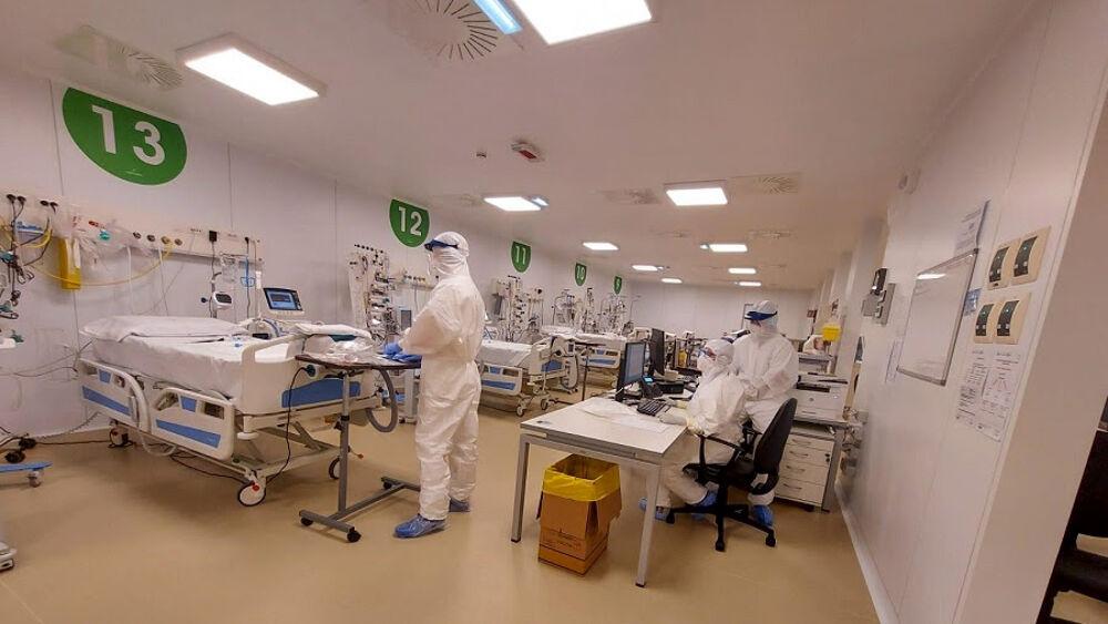 Ospedale Covid in Fiera Milano, entro 20 novembre avrà 90 posti in terapia  intensiva
