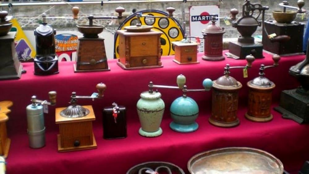 Antiquari sul naviglio grande eventi a milano for Antiquari a milano