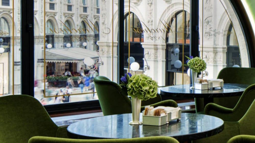 Il 6 settembre apre in Galleria Vittorio Emanuele nel ...