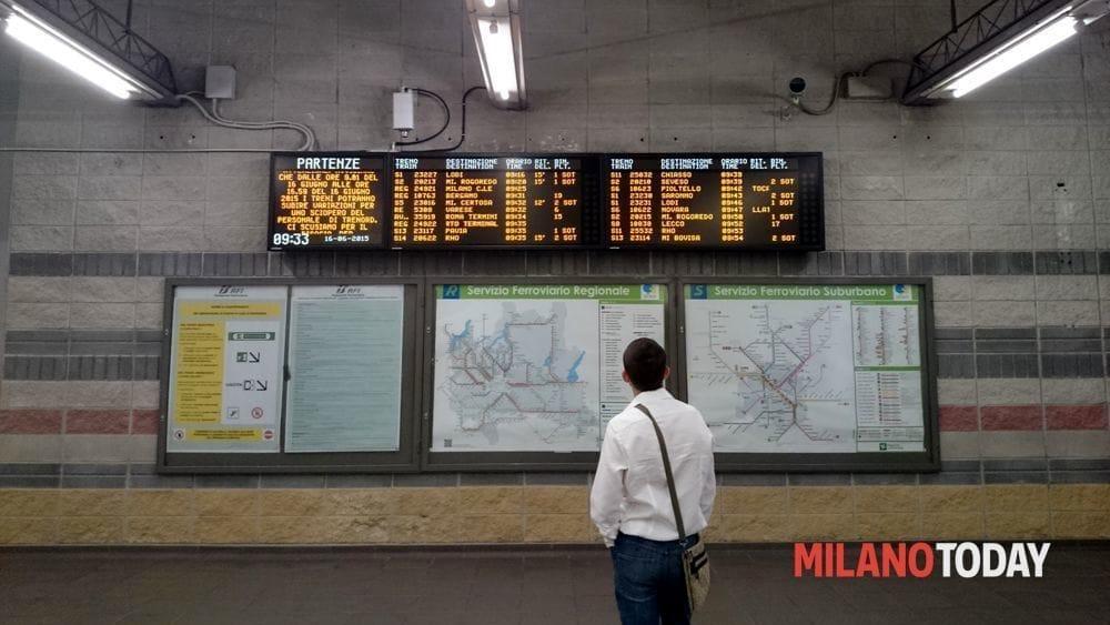 Calendario Scioperi Trasporti.Sciopero Trenord Domani Venerdi 7 Giugno A Milano Gli Orari