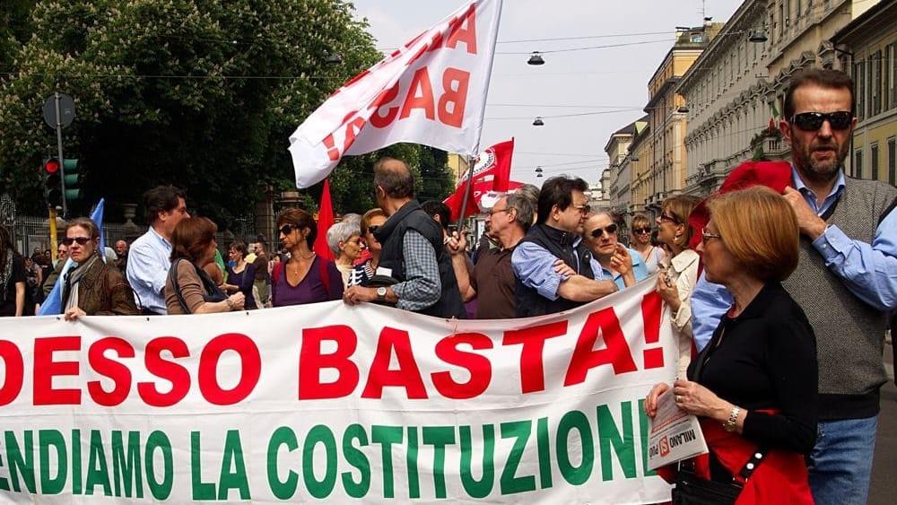 Manifestazione e sfilata festa della liberazione 2017 for Eventi milano aprile 2017