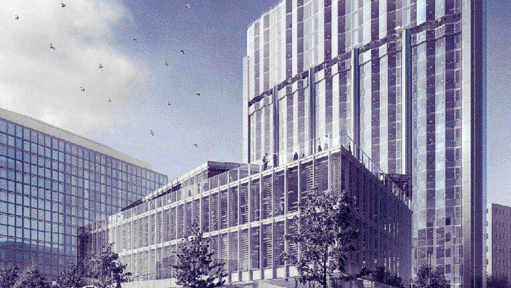 La pandemia non blocca gli investimenti immobiliari a Milano: quasi pronta la torre Accenture