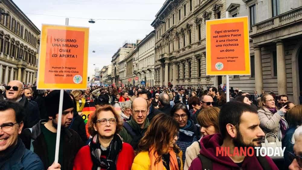 Manifestazioni e cortei a Milano nel weekend: blocchi del traffico e percorsi - MilanoToday