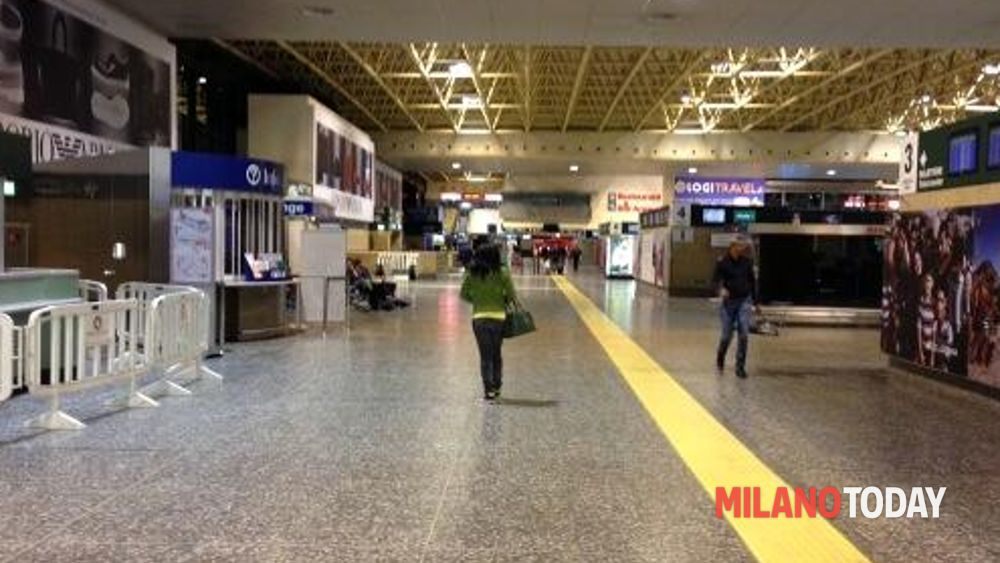Manifestazione malpensa terminal 2 15 marzo - Porta garibaldi malpensa terminal 2 ...