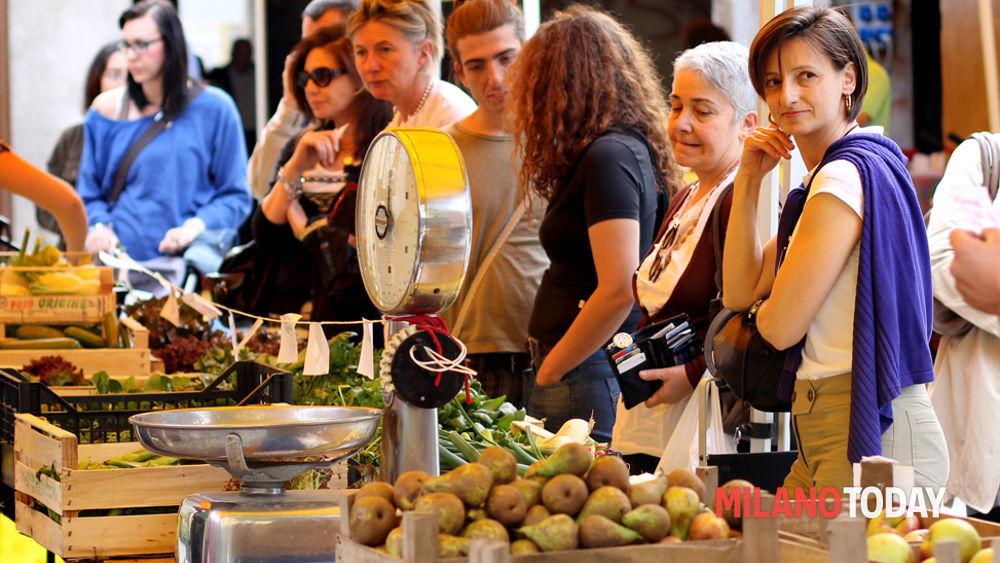 Milano torna mercato cascina cuccagna 2 settembre 2013 for Mercato frutta e verdura milano