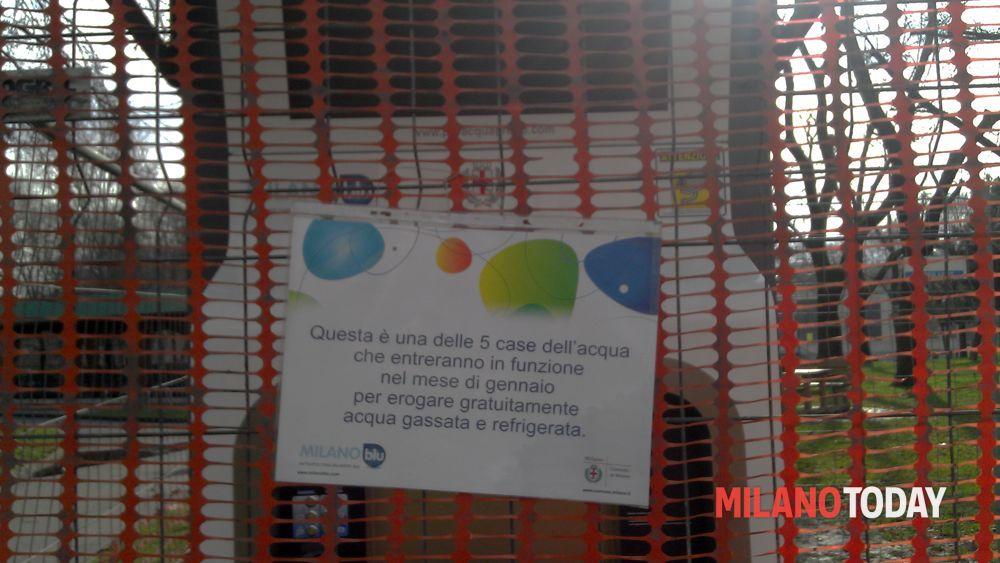 Distributori Case acqua a Milano in Ritardo 23 gennaio 2013