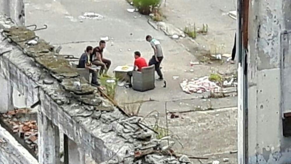 Ex katia arredamenti occupazioni abusive polemica cinisello for Katia arredamenti