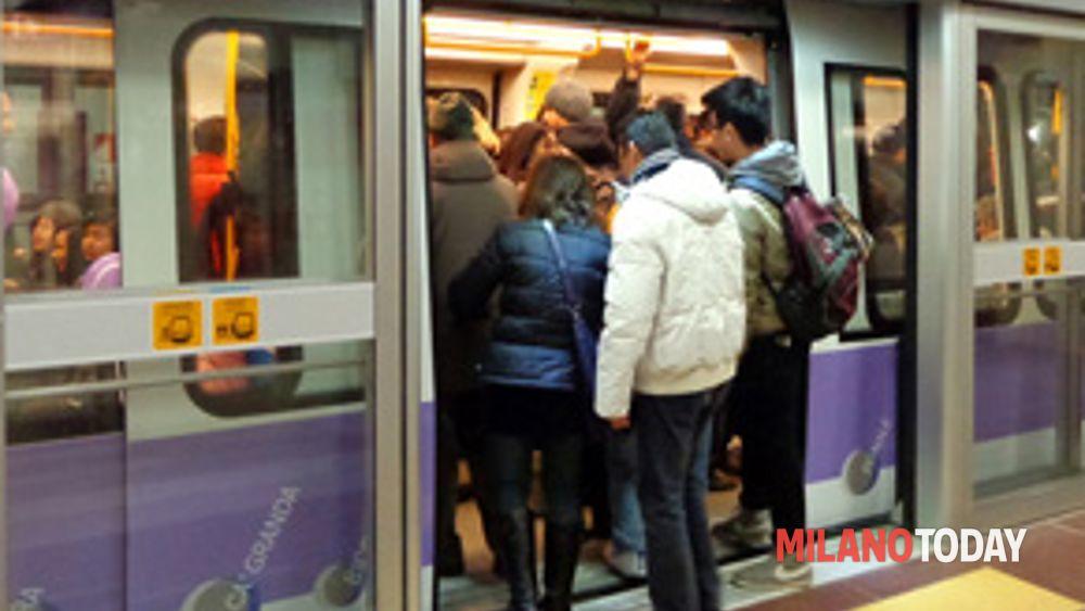 Metropolitana M5 (lilla): il 29 aprile apriranno 5 nuove fermate, ecco quali